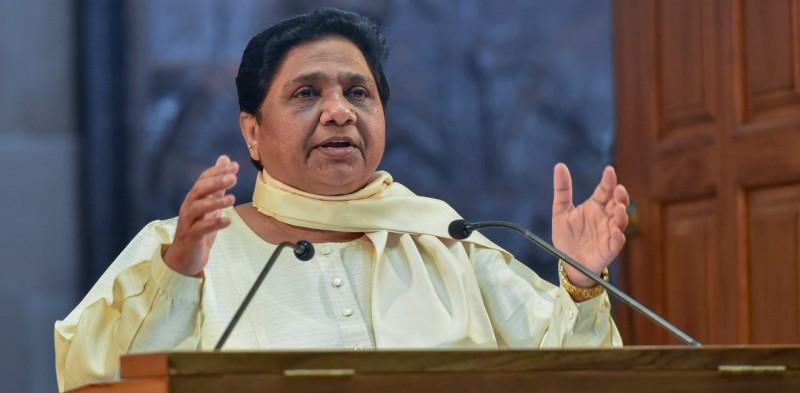 UP सरकार ने लोगों के लिए बजट का वादा किया लेकिन बेरोजगारी को दूर करने के लिए कुछ नहीं किया: मायावती