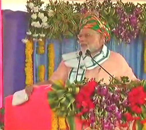 Modi in Gujarat Live:Daman has become a mini-India, says PM Modi