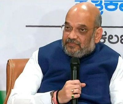 Corruption and Siddaramaiah have become synonymous, says Amit Shah