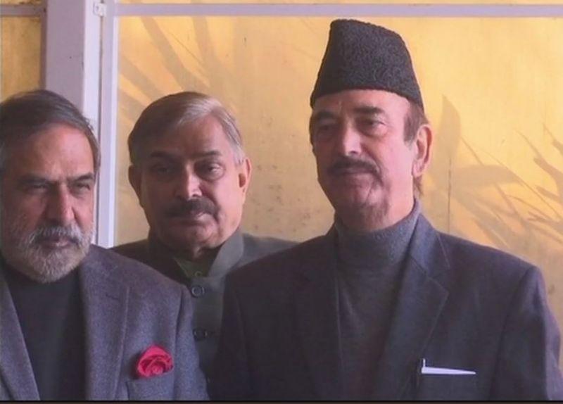 Maharashtra cast conflicts: BJP is anti-Dalit says Ghulam Nabi Azad