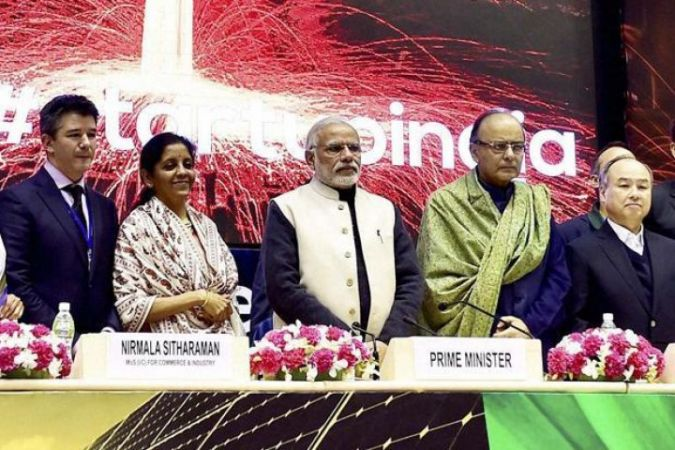 Modi Govt's ambitious Startup India fizzles as 82% SMEs did not receive any benefits