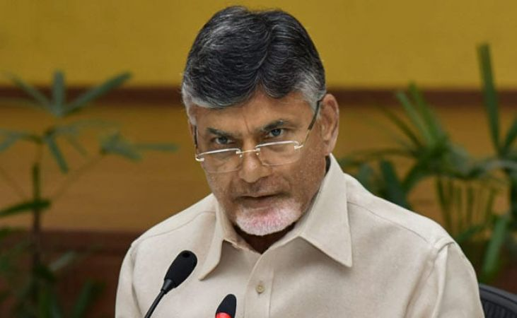 'If you try to mess with me, you will be finished' Chandrababu Naidu threatens BJP workers