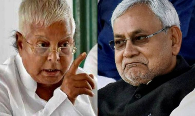 'Paltu dagabaz' Lalu Prasad Yadav refers to Nitish Kumar over 'future of Mahagathbandhan' remark