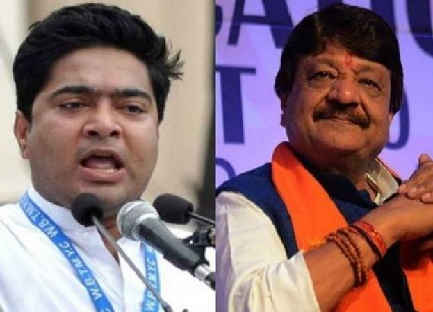 TMC MP Abhishek takes on BJP's leader Vijayvargiya on Twitter, read Tweets here