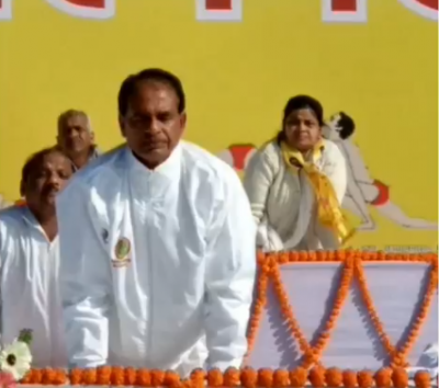 CM Chouhan urges youngsters to do 'sun salutation' for healthy living