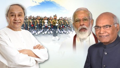 Tributes To Brave Hearts: President, PM, Odisha CM Pay greetings