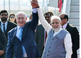 PM Modi 's today schedule with Israel PM Benjamin: See Inside