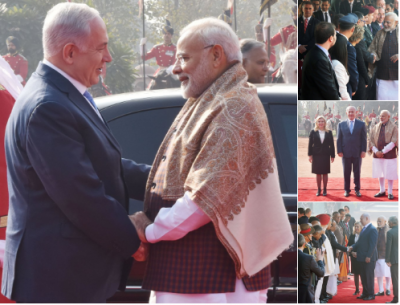 India Israel partnership to bring Prosperity progress and peace for both nations says Israel PM
