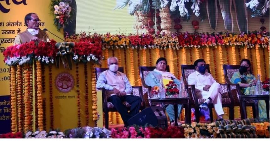 रोजगार पैदा करने के लिए हर संसाधन का इस्तेमाल करेगी सरकार: सीएम शिवराज सिंह चौहान