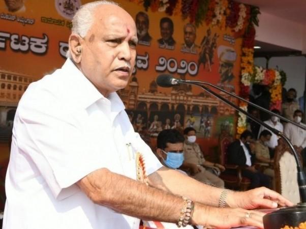 येदी के मंत्रिमंडल में फेरबदल से कर्नाटक में बढ़ी नाराजगी