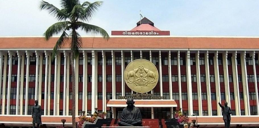 केरल विधानसभा ने स्पीकर के खिलाफ अविश्वास प्रस्ताव को किया खारिज