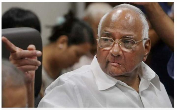 आज विपक्षी नेताओं के साथ बैठक करेंगे शरद पवार, BJP बोली- 'मुंगेरी लाल के हसीन सपने'