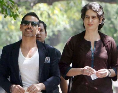 This is how Robert Vadra congratulates wife Priyanka Gandhi on becoming General Secretary