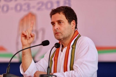 'Become stronger to make yourself independent girls...' Rahul Gandhi speaks to schoolgirls