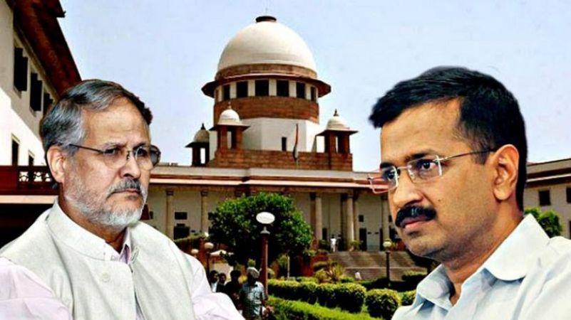 Kejriwal Government Vs LG: Supreme Court hearing starts