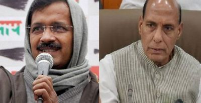 CM Kejriwal asks time to meet Home Minister Rajnath Singh