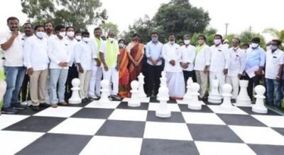 Palamuru Ranga Reddy LIS will be completed at any cost: KT Rama Rao