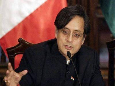 BJP demands apology for Sahsi Tharoor's  'Hindu Pakistan' remark