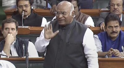 Congress on the no-confidence motion against Modi government