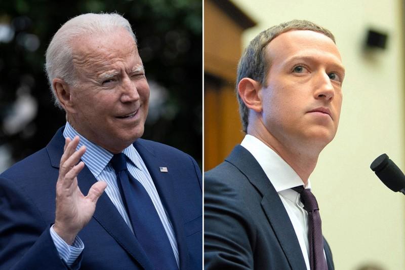 बिडेन ने फेसबुक पर 'लोगों की हत्या' को लेकर की टिप्पणी