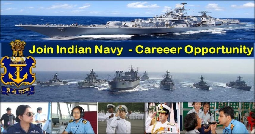 Hurry! Great Job opportunity in Indian Navy, Apply by 04 August 2018