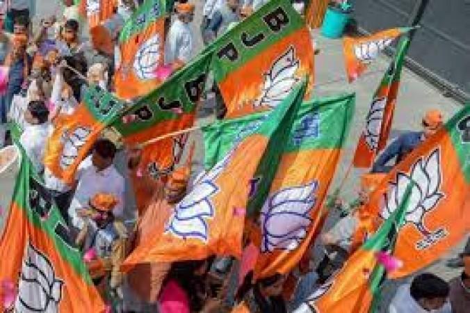 भाजपा ने KCR पर लगाया दलितों को धोखा देने का आरोप