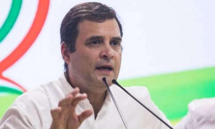 ऑक्सीजन की कमी से मौत न होने वाले बयान पर राहुल गांधी का सरकार पर हमला- बोले- 'सब याद रखा जाएगा'