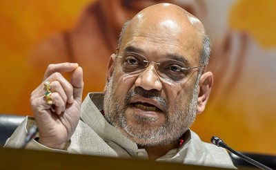 India under Modi's Leadership well against Covid, bring covid curve down with help of 135 cr citizens; Shah