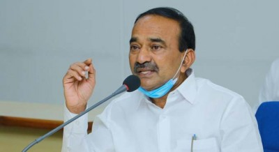 Former minister Eatala Rajender made allegation on TRS government, says this