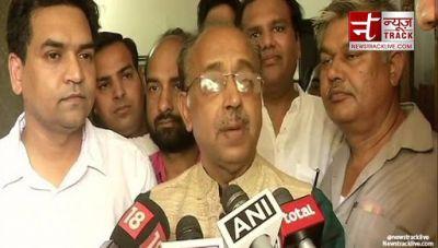 BJP doors open for Kapil Mishra : Vijay Goel