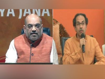 'Sampark for Samarthan' :Amit Shah to meet Uddhav Thackeray
