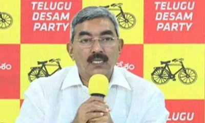 Former Minister and TDP leader Alapati Rajendra Prasad slammed YSRCP government, says this