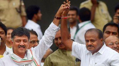 12 Congress, 9 JDS MLAs to swear in as ministers in  Karnataka cabinet