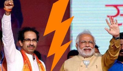 Shiv Sena not aggreed to tie-up with BJP for 2019 polls