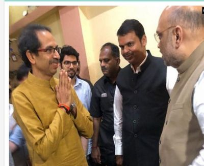 Amit Shah-Uddhav Thackeray meeting turns out 'positive' : BJP source