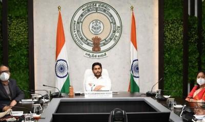 Andhra Pradesh CM writes to PM Modi, seeks infra development in PMAY colonies