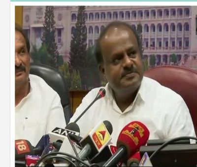 Kumaraswamy says,