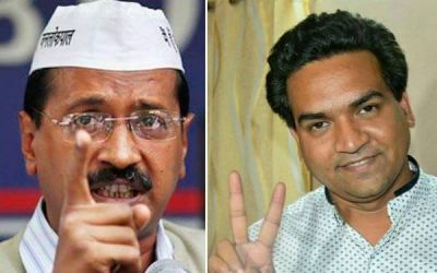 Kapil Mishra calls Arvind Kejriwal as a 'Cancer' for Delhi