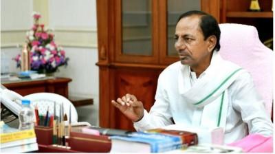 Telengana Chief Minister K Chandrashekar Rao plans district tours from June 20