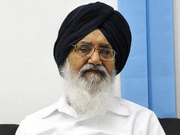 कोटकपूरा फायरिंग केस में आया नया मोड़, पंजाब के पूर्व सीएम प्रकाश से एसआईटी ने की पूछताछ