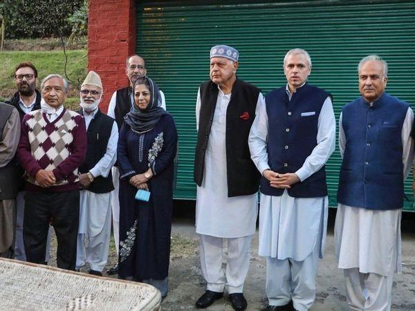 प्रधानमंत्री नरेंद्र मोदी आज जम्मू-कश्मीर के नेताओं की बैठक की करेंगे अध्यक्षता
