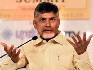 BJP and Congress slam at Andhra chief minister Naidu