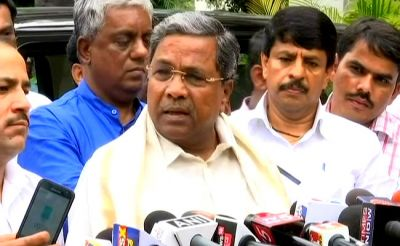 In viral video, Siddaramaiah expresses doubts over JD(S)-Congress coalition in K'taka