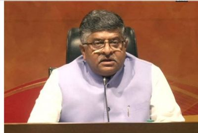 Congress is breaking the morale of the country:  Ravi Shankar Prasad