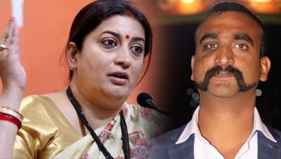 Due to the valour of an RSS volunteer, Son of India returns back in 48 hours: Smriti Irani