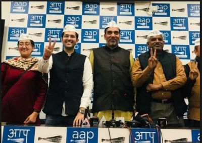 AAP release candidate's names for upcoming LokSabha election. One more waited