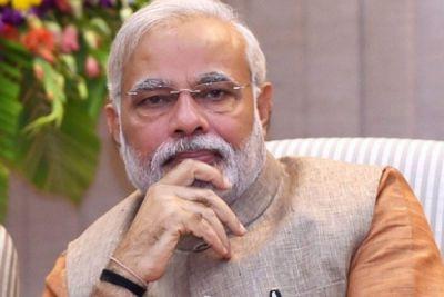 While mocking upon Rahul Gandhi, PM Modi made jibe on himself