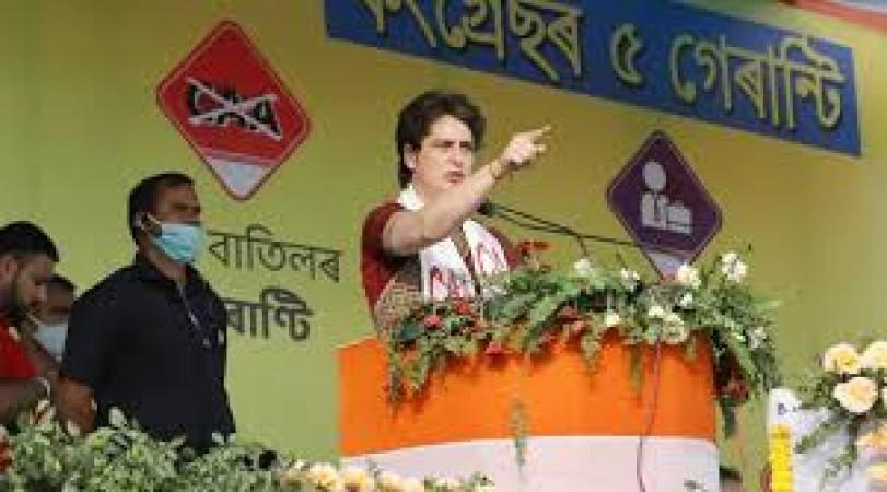 महिलाओं के लिए सरकार में पचास प्रतिशत नौकरी का आरक्षण: असम कांग्रेस
