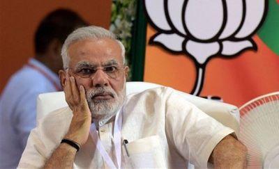 BJP website hacked, Narendra Modi memes added with German Chancellor Angela Merkel
