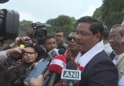 Meghalaya CM Conrad Sangma calls for good governance